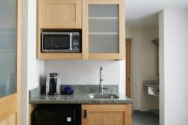 Club Quarters Hotel, World Trade Center: One Room Suite with Kitchenette