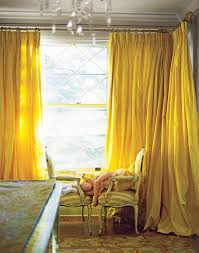 Types Of Curtains For Living Room Your Guide To Curtains And Window Treatments Real Simple