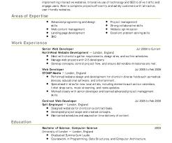 Web Designer Resume Sample Free Download Resume Template