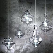 blown glass pendant lights decoration pertaining to ideas from kitchen blown glass pendant