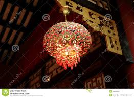 chinese red lantern ceiling light indoor lamp royalty free stock photos asian lighting