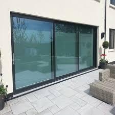 front door aluminum sliding patio door