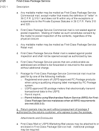 Federal Register Change In Rates And Classes Of General