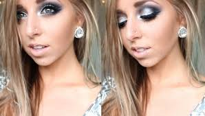 prom makeup full face tutorial mostly outfit idea on the hunt