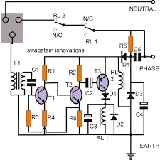 3 phase elcb wiring diagram 3 image wiring diagram make a simple earth leakage circuit breaker elcb circuit on 3 phase elcb wiring diagram