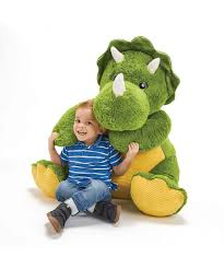 Snuggle Buddies Magical Light Up Star Snuggle Buddies 80cm Dinosaur Mothercare