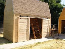 diy shed door sliding barn door with skateboard wheels diy shed door