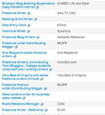 more job boards where high paying lance writing jobs live  gigaom lance writing