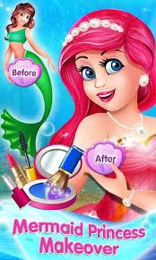 games free awesome mermaid makeup salon android apps on google play image