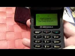Motorola StarTAC 75 - YouTube
