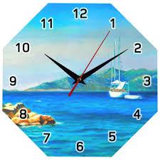 <b>Часы настенные стеклянные Time</b> Diamond — 965 — Брайт ...