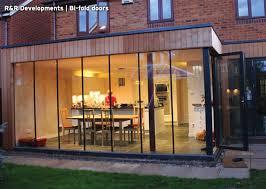 bi fold doors r r developments stroud gloucestershire