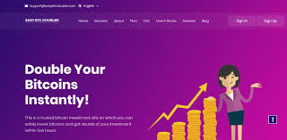 Bitcoin doubler script is the customized web script developed to attract investors and run bitcoin investment in a simpler. Best Bitcoin Doubler Site Investing Bitcoin Make Money Today