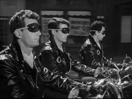 the twilight zone black leather jackets tv episode 1964 imdb