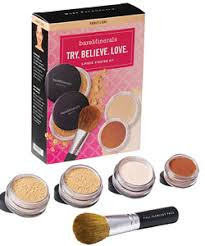 bare escentuals bareminerals try me kit 51 00 value 20 00