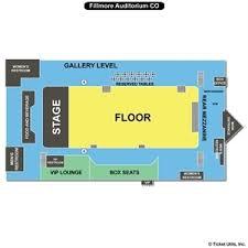 Fillmore Auditorium Seating Chart Fillmore Auditorium Denver Seating Chart Related Keywords