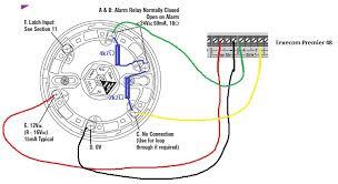 how to connect texecom exodus smoke detector honeywell accenta fire alarm wiring diagram schematic at Typical Fire Alarm Wiring Diagram
