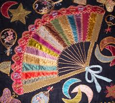 Antique Victorian Crazy Quilt – Q is for Quilter & Victorian-Crazy-Quilt-8 Adamdwight.com