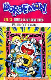 Sách Doraemon - Truyện Dài - Tập 13 - Nobita Và Mê Cung Thiếc (2014) -  FAHASA.COM
