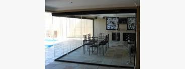 glass bifold doors exterior frameless bifold doors