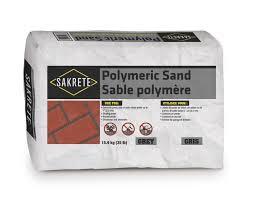 35 Lb Sakrete Polymeric Sand Grey