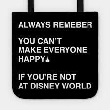 Disney World Size Chart Always Remember