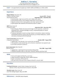 resume video editor video editor resume template best cover letter