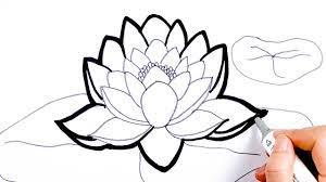 Tổng hợp các bức tranh tô màu hoa sen đẹp nhất dành tặng cho bé