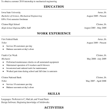 Freshman College Student Resume Cool Freshman College Student Resume Sample Cover Latter Sample