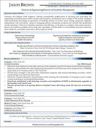 Facility Manager Resume Samples Management Resume Examples Resume Samples Pinterest Sample