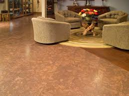 Using Cork Flooring In Basement