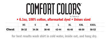 Chouinard Comfort Colors Color Chart Yakin Llc Simplebooklet Com