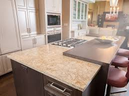 Quartz Kitchen Countertop Quartz Kitchen Countertops Modern Kitchen With Green Quartz