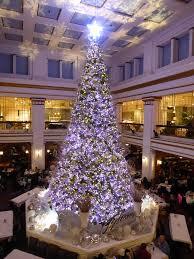 Macy S Christmas Tree Lighting 2016 Former Marshall Fields Macys Christmas Tree 2016 Flickr