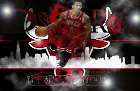 bulls wallpaper derrick rose.  Derrick Derrick Rose Of The Chicago Bulls By Mademyown  Throughout Bulls Wallpaper Derrick Rose R