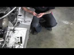 building a chopper bobber part 4 wiring tips
