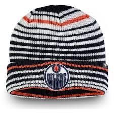 Military camo moss edmonton oilers 370j adidas nhl authentic pro jersey customizable. Edmonton Oilers Beanies Oilers Knit Hats Winter Hats Shop Nhl Com
