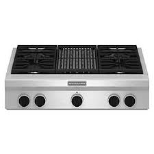 Beautiful Kitchenaid 5 Burner Gas Grill 4 With Rangetop Commercialstyle In Ideas
