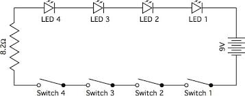 a series circuit diagram the wiring diagram jefferson lab s workbench projects electric avenue appendix c wiring diagram
