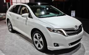 Toyota Venza – pictures, information and specs - Auto-Database.com