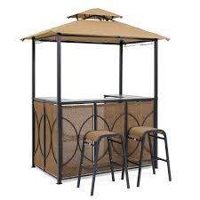 Pendant Gazebo Heater With Light Kelly Steel Grill Gazebo With Counter