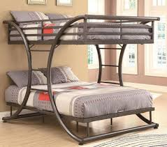 These bunk beds are cool enough for an adult space
