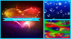 Neon Water Bubble Live Wallpaper For Android Apk Download