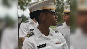 Central Georgia's West Point graduate explains historic moment ...