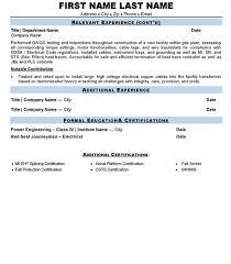 Organic Chemist Resume Sample