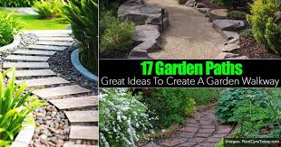 you can use brick which helps add character to your garden wood tiles stone or mosaic create a special magical feel it is up to your creative design