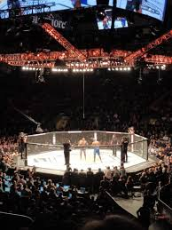Veracious Ufc 205 Seating Chart Msg Seating Chart For Ufc