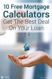 Comprehensive Mortgage Calculator Mortgage Calculator Deals Chase Coupon 125 Dollars