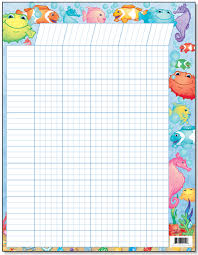 Star Student Chart North Star Teacher Resources Ns2256 Under The Sea