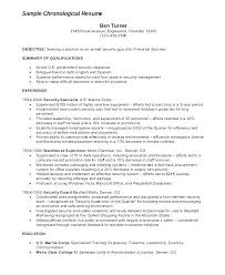 Security Supervisor Resume Beauteous Security Resume Example Security Guard Resume Example Security